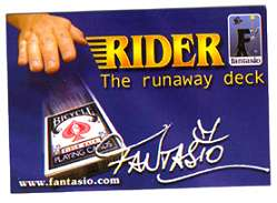 Rider The Runaway Deck