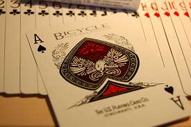Bicycle Masters Deck