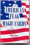 American Flag Fanning Deck