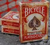 Vintage 1800 Poker Cards