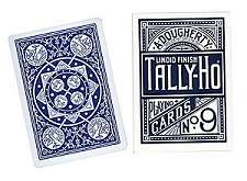 Tally Ho Fan Back Cards