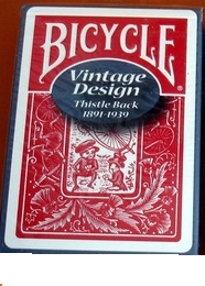 Vintage Bicycle Cards