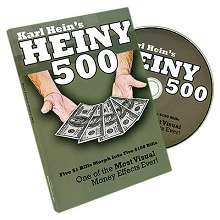 Heiny 500 by Karl Hein