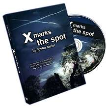 X Marks The Spot by Justin Miller*