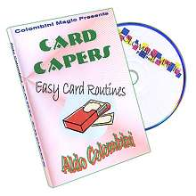 Card Capers - Aldo Colombini - video DOWNLOAD
