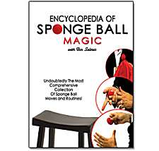 Encyclopedia Of Sponge Ball Magic*