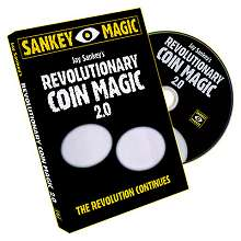 coin magic dvds