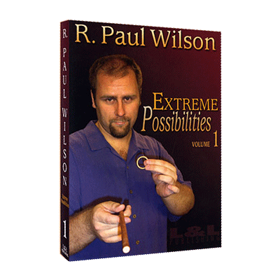 Extreme Possibilities Vol 1 - Paul Wilson