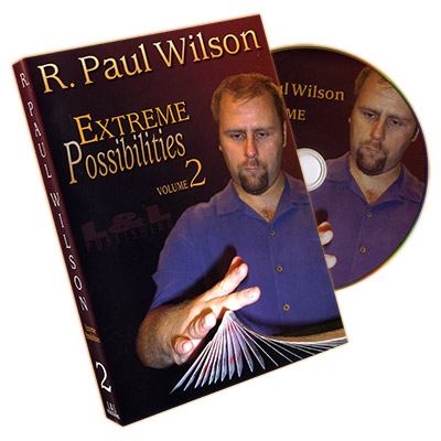 Extreme Possibilities Volume 2 by R. Paul Wilson