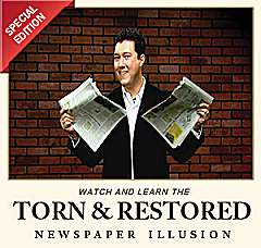 Torn-&-Restored-Newspaper--Salinas*