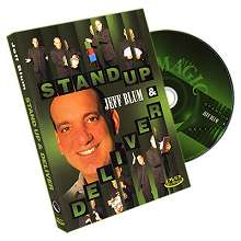 Stand Up and Deliver - Jeff Blum*