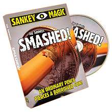Smashed - Jay Sankey with US Quarter*