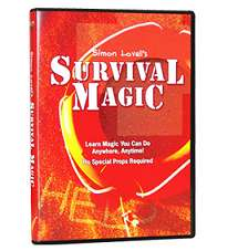 Survival Magic - Simon Lovell