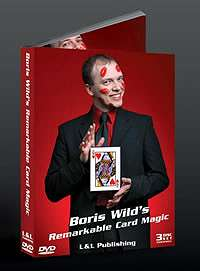 Remarkable Card Magic Of Boris Wild