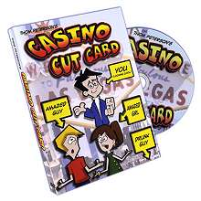 Casino Cut Card