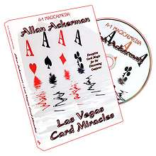 Las Vegas Card Miracles - Ackerman*
