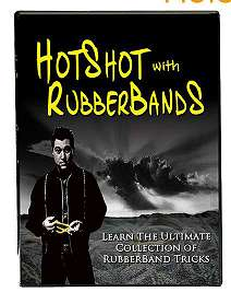 Hot Shot With Rubberbands