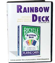Rainbow Deck With DVD