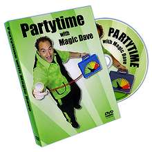 Partytime-With-Magic-Dave