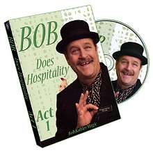 Bob Does Hospitality 3 Volume Set  - Bob Sheets