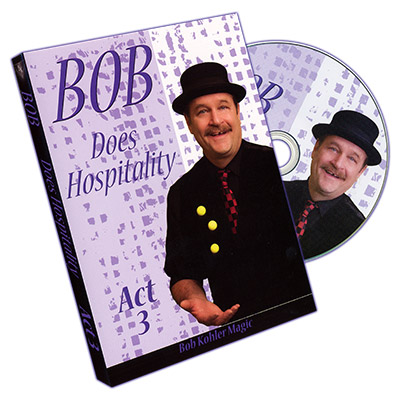 Bob Does Hospitality - Act 3 by Bob Sheets*