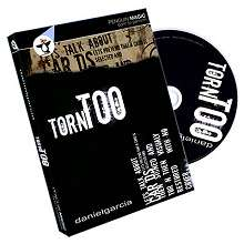Torn Too by Daniel Garcia*