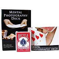 Mental Photography DVD and Deck