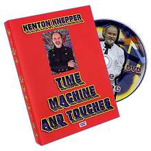 Time Machine and Touches - Knepper