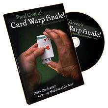 Card Warp Finale - Paul Green