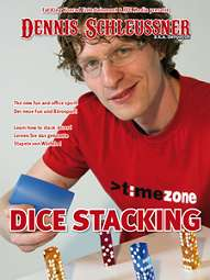 Dice Stacking by Dennis Schleussner