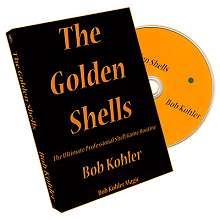 Golden Shells DVD
