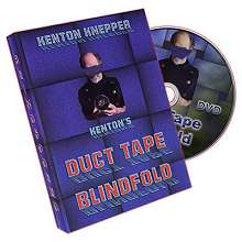Duct Tape Blinfdold - Knepper