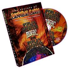 Cannibal Cards  - Worlds Greatest Magic*