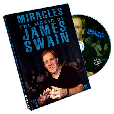 Miracles - The Magic of James Swain Vol. 3*