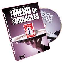 Menu Of Miracles - James Prince