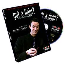Got A Light by Matt Wayne*