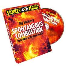 Spontaneous Combustion - Sankey