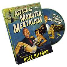 Monster Mentalism - Doc Hillford