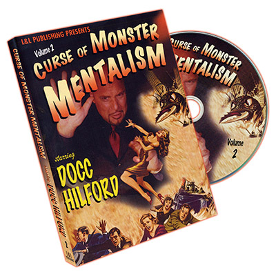 Curse Of Monster Mentalism - Volume 2 by Docc Hilford*