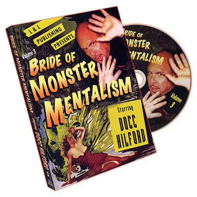 Bride Of Monster Mentalism - Volume 3 by Docc Hilford*