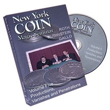 NY Coin Magic Seminar 5-7