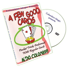 A Few Good Cards - Colombini - video DOWNLOAD