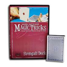 Amazing Easy To Learn Magic Tricks Svengali Deck