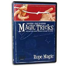 Amazing Easy To Learn Rope Tricks