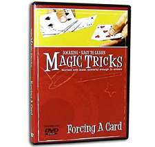 Amazing Easy To Learn Forcing A Card