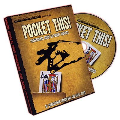 Pocket This by Christopher Congreave and Gary Jones*