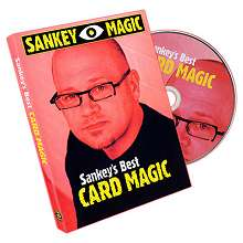 Sankey`s Best Card Magic