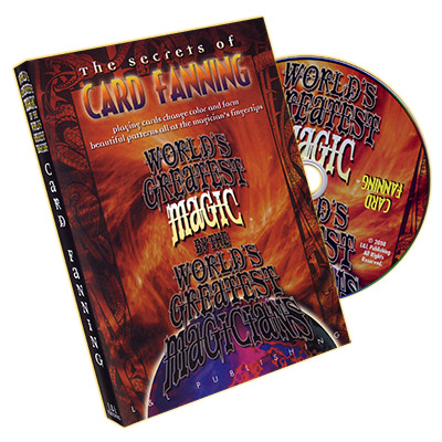 Card Fanning - - Worlds Greatest Magic
