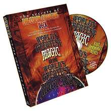 Color Changing Deck DVD -Worlds Greatest Magic