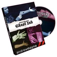 Ghost Ink - Andrew Mayne